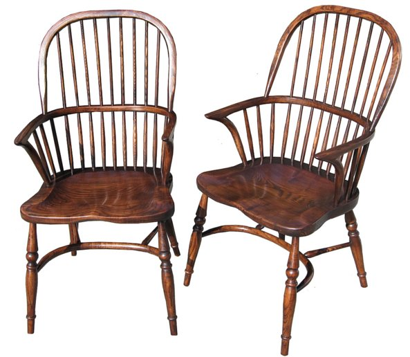 # 4515 Comb Highback Windsor Armchair (6 available)