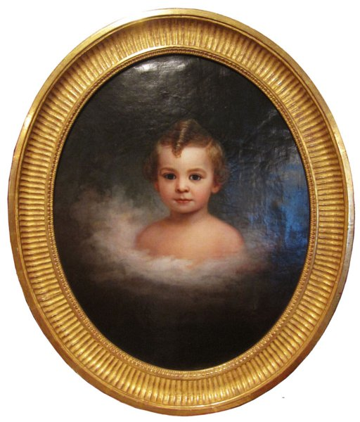 # 2425 Early Child Portrait