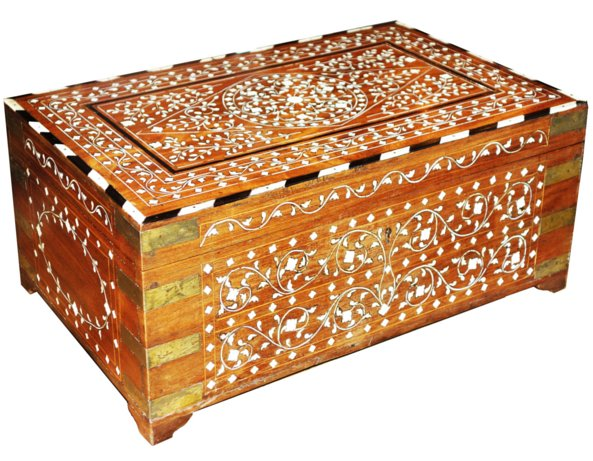 # 5121 Moorish Box