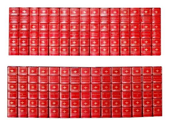 # 5246 The Complete Works of Charles Dickens (30 Vols)