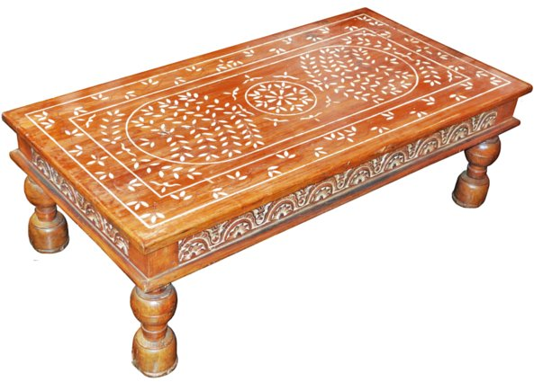 # 5269 Moorish Coffee Table