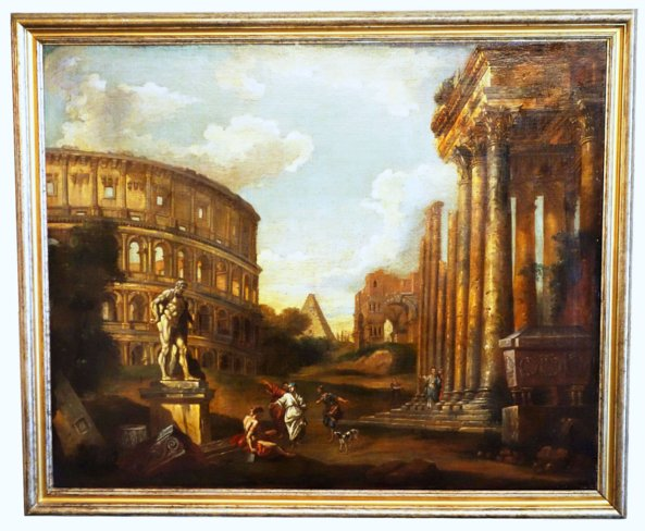 # 5321 Capriccio View of the Colosseum