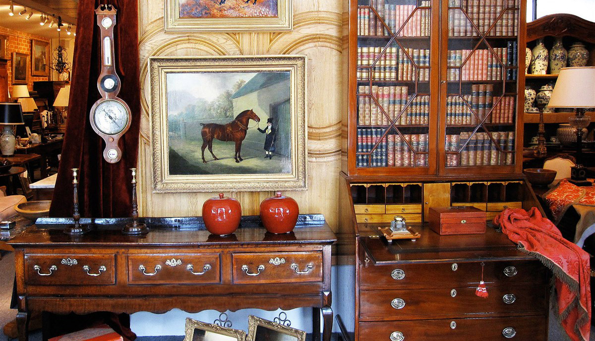 - Spanish, Italian, French & English Antiques And Fine Art In Los Angeles